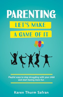 Book cover on how to make parenting a game